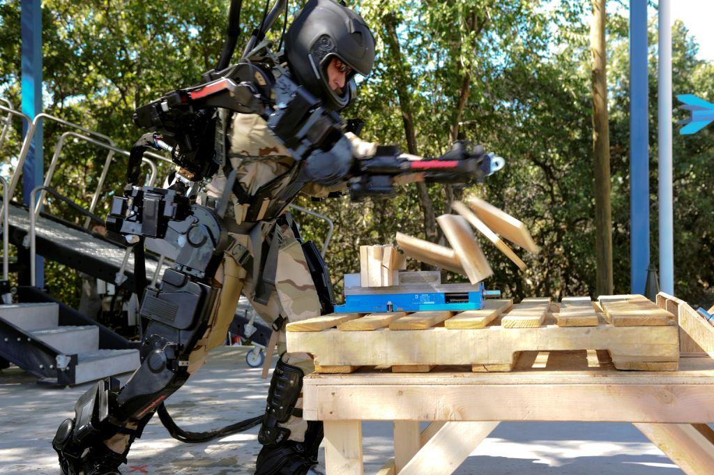 Exoskeleton - newtechnologynews.com