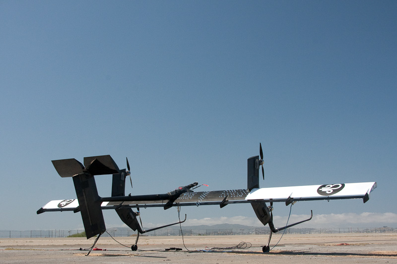 Airborne Wind Turbine - Wing 7