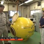 Tsunami Survival Capsule