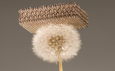 World's Lightest Material